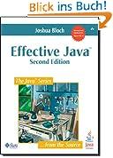 Effective Java: A Programming Language Guide (Java Series)