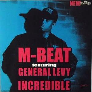 M Beat M-Beat, General Levy -...