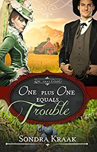 One Plus One Equals Trouble by Sondra Kraak ebook deal