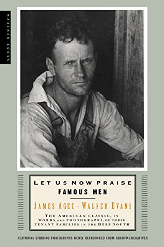 Let Us Now Praise Famous Men ISBN-13 9780618127498
