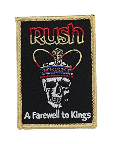Application Rush Farewell Patch