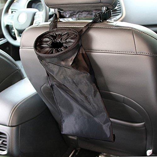 ipely-universal-car-vehiculos-asiento-trasero-asiento-parala-cabeza-bolsa-de-basura-negro-set-de-2
