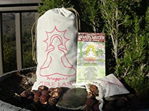 Maggie's Soap Nuts. (1 Kilo, 200-400+ Loads) 100% Natural Laundry Soap. Grows on TreesTM. Very Best Quality. America's Premier Supplier. Wild Harvested! Processed with NO Chemicals or Preservatives.