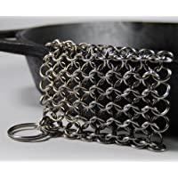 Cats Iron Chain Mail Scrubber