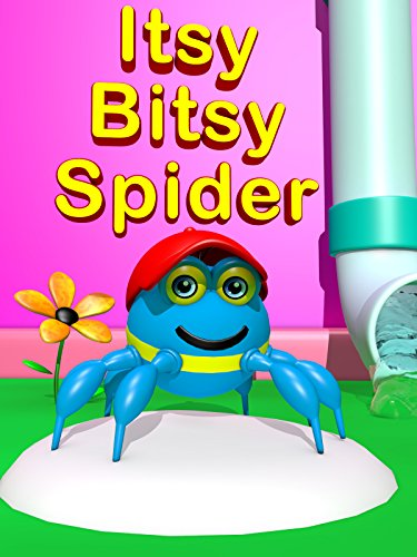 Itsy Bitsy Spider - Nursery Ryhmes Video for Kids