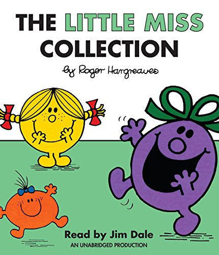 The Little Miss Collection: Little Miss Sunshine; Little Miss Bossy; Little Miss Naughty; Little Miss Helpful; Little Miss Curious; Little Miss Birthday; and 4 more (Mr. Men and Little Miss) - Roger Hargreaves