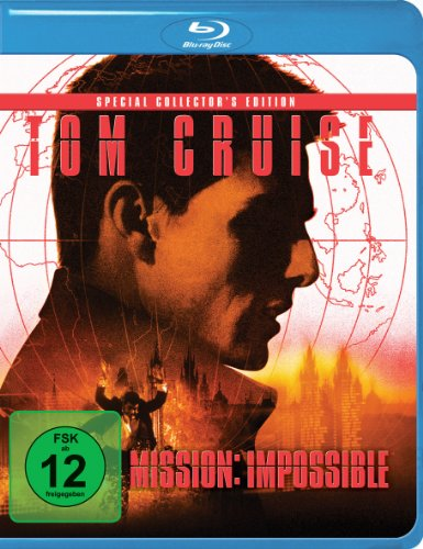 Mission: Impossible [Blu-ray] [Special Collector's Edition] [Special Edition]