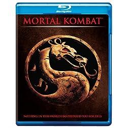 Mortal Kombat [Blu-ray]