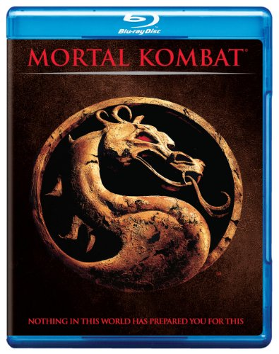 Cover art for  Mortal Kombat [Blu-ray]