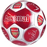 Arsenal FC. 'Signature' Soccer Ball - Size 5, size 5/
