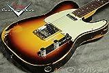 Fender Custom Shop / Team Built Custom 1967 Telecaster Heavy Relic Faded 3-Color Sunurst フェンダー カスタムショップ チームビルトカスタム テレキャスター テレキャス ヘヴィーレリック フェイデッド 3カラーサンバースト