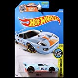 Ford GT #182 Gulf Colors 2016 Hot Wheels Case C