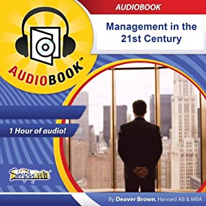 Management in the 21st Century Audiobook