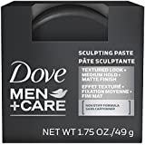 Dove Men+Care Fortifying Styling Paste, Sculpt & Texture 49g