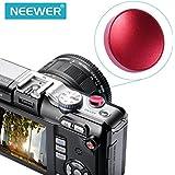 NEEWER メタル製 シャッターレリーズボタン Fujifilm X100、Leica M6 M8 M9 RTに対応