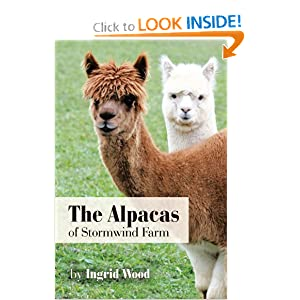 The Alpacas Of Stormwind Farm Ingrid Wood