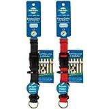 KeepSafe BreakAway Collar, Choose Size: Medium 3/4 in., Choose Color: Black