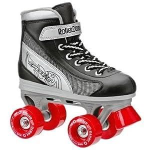 Roller Derby Firestar Boy's Roller Skate, Size- 2