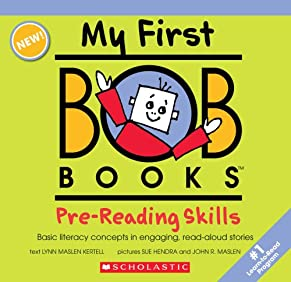 "Cover of ""Pre-Reading Skills (My First Bo..."