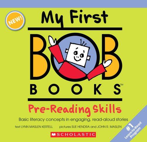 Pre-Reading Skills (My First Bob Books)