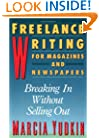 Freelance Writing (Harperresource Book)