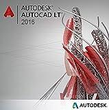 Software - Autodesk AutoCAD LT 2016 Commercial New SLM  G2