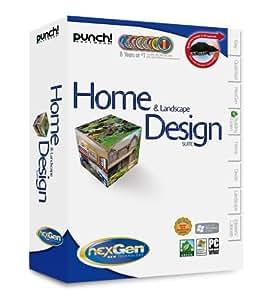 Punch Home Landscape Design Suite With Nexgen Technology Software