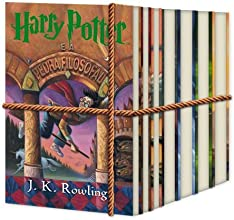 Coleção Completa de Harry Potter