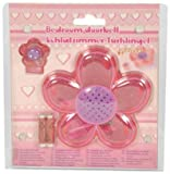 PINK FLOWER BEDROOM DOORBELL GIFT SET