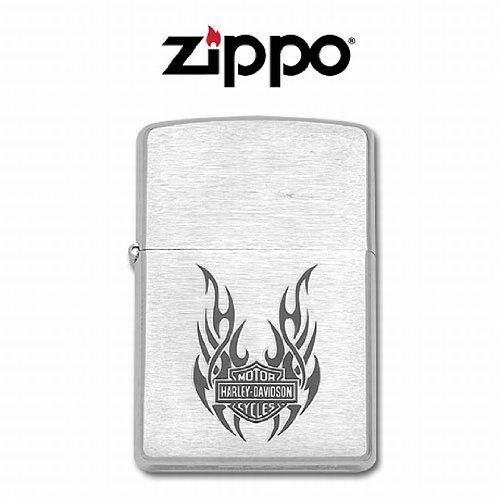 Zippo Harley Davidson Tribal Wings Z21046