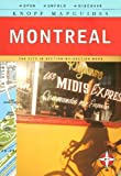 Knopf MapGuide: Montreal (Knopf Mapguides)