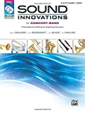 img - for Sound Innovations for Concert Band, Bk 1: A Revolutionary Method for Beginning Musicians (E-Flat Alto Clarinet) (Book, CD & DVD) book / textbook / text book