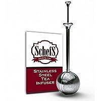 Schefs Stainless Steel Tea Strainer (V.3)