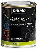Pébéo 093501 Déco Acrylique Ardoise 1 Boîte Métal Tableau Noir 250 ml...