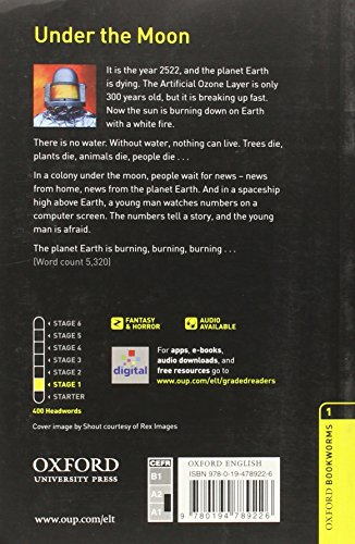 Oxford Bookworms Library: Stage 1: Under the Moon: 400 Headwords (Oxford Bookworms ELT)