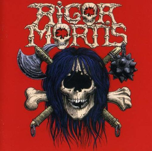 Original album cover of Rigor Mortis by Rigor Mortis