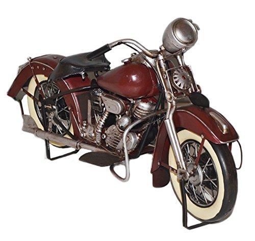 Model Motorcycle Indian 1950 - Retro Tin Model