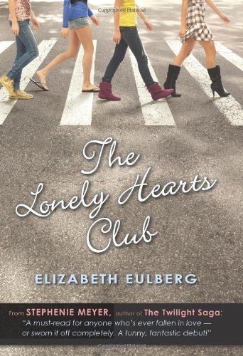 Cover of The Lonely Hearts Club