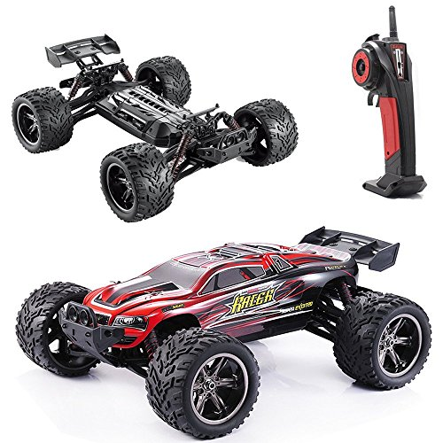 GPTOYS RC Cars S912 LUCTAN 33MPH 1/12 Scale Electric Monster Hobby