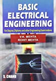 Basic Electrical Engineering (812190871X) by Mehta, V. K.