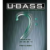 Kala Metal Round Wound 4 String UBASS Set