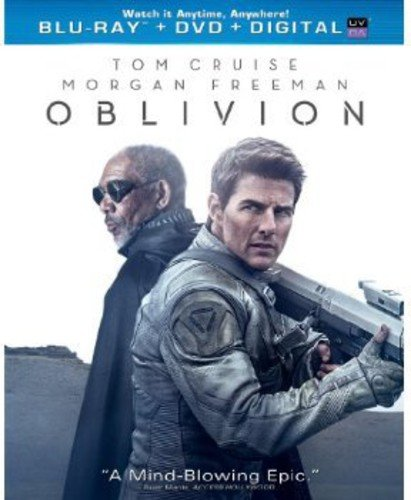Blu-ray : Oblivion (With DVD, Ultraviolet Digital Copy, Snap Case, Slipsleeve Packaging, 2 Pack)