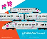 Hornby R2961 London 2012 Olympics Express 00 Gauge Limited Edition Train Pack