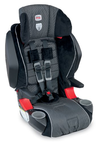 Best Review Of Britax Frontier 85 SICT Booster Seat, Onyx