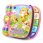VTech Musical Rhymes Book - Pink - On...