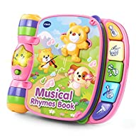 VTech Musical Rhymes Book – Pink – On…