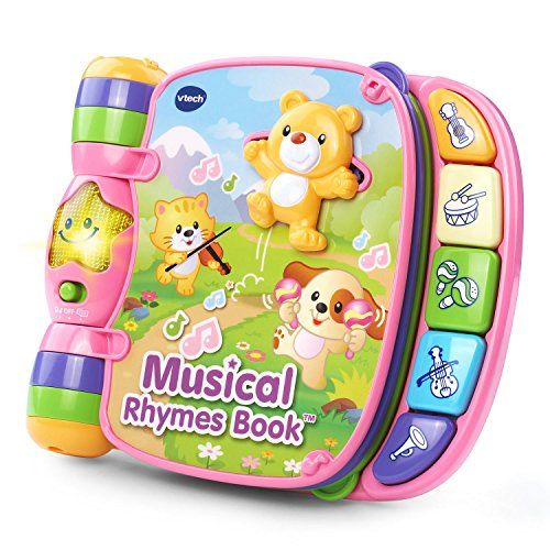 VTech-Musical-Rhymes-Book-Pink-Online-Exclusive