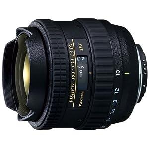 Tokina AF 10-17mm f/3.5-4.5 AT-X 107 DX Lens - Nikon Mount