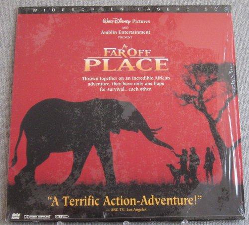 A Far Off Place Laser Disc - Widescreen Edition