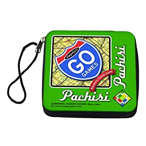 Pachisi Travel Go Game